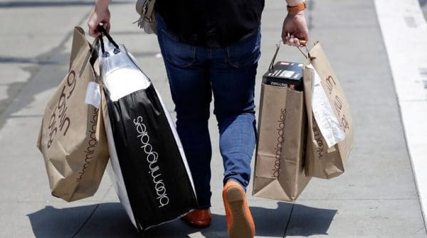 Consumer Spending Up Solid 0.4% in June