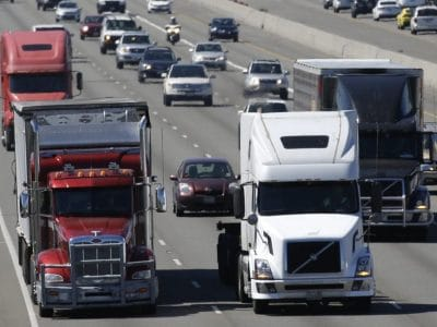 Trucking Companies Boost Prices Amid Capacity Squeeze