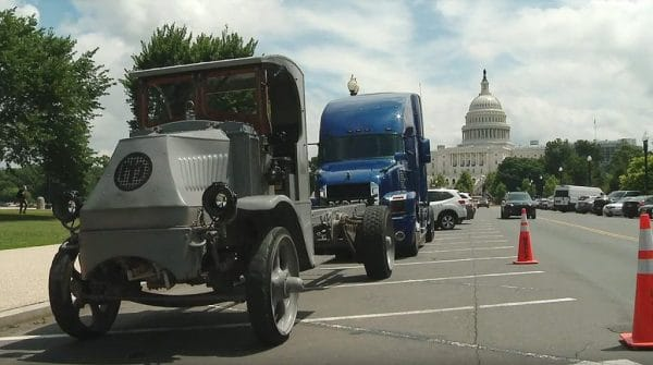 Coalition Pushes for Federal Excise Tax Repeal on New Trucks