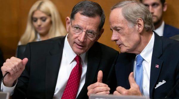 Senate Panel Advances 5-year Transportation Bill