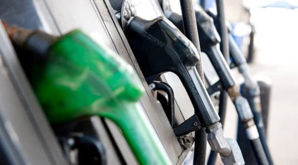 Average Price of Diesel Falls Another 3.8 cents t $2.399 a Gallon