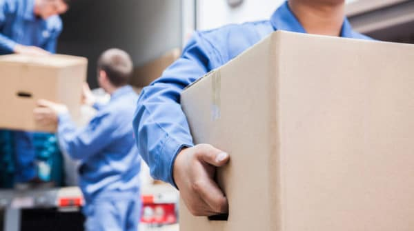 DOD Re-Awards $7.2 Billion Household Goods Moving Contract
