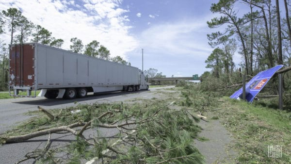 Hurricane Relief Pressure-Tests the 'New Normal' Supply Chain